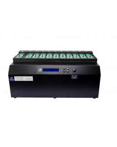NV-BM Series: M.2 (PCIe)/U.2 NVMe/SATA Duplicator and Sanitizer 1-5 (NV-BM600)