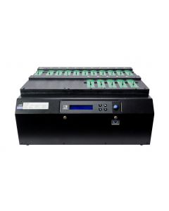NV-BM Series: M.2 (PCIe)/U.2 NVMe/SATA Duplicator and Sanitizer 1-15 (NV-BM1600)